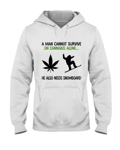 He needs cannabis and snowboard PT