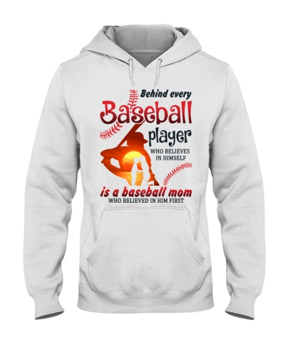 Behind every baseball