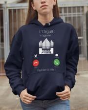 L'orgue m'appelle 0000 Hooded Sweatshirt apparel-hooded-sweatshirt-lifestyle-07