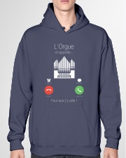 L'orgue m'appelle 0000 Hooded Sweatshirt garment-hooded-sweatshirt-front-04