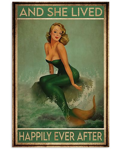 Mermaid happily ever after