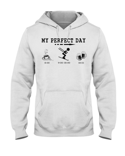 Skiing Perfectday en