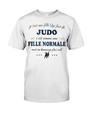 Fille Normale - Judo Classic T-Shirt thumbnail