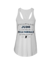 Fille Normale - Judo Ladies Flowy Tank thumbnail