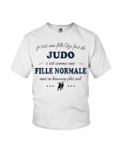 Fille Normale - Judo Youth T-Shirt thumbnail