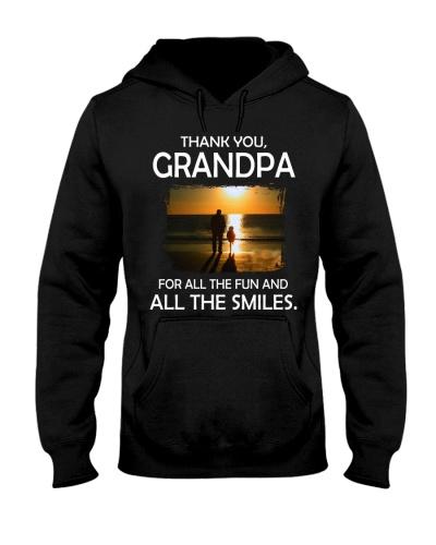thank you grandpa