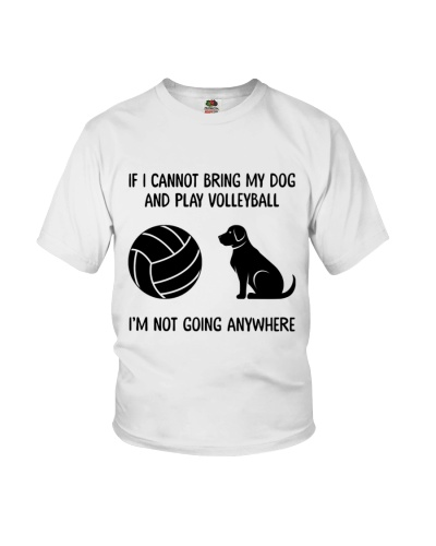 Bring my dog and play volleyball