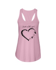 Just a BC girl PT Ladies Flowy Tank thumbnail