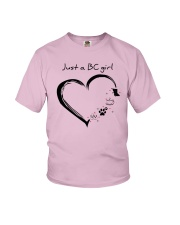 Just a BC girl PT Youth T-Shirt tile