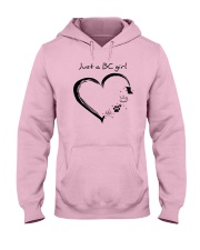Just a BC girl PT Hooded Sweatshirt front