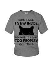 Sometimes I Stay Inside Youth T-Shirt thumbnail