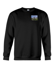 Colorado USA Flag mountain PT Crewneck Sweatshirt thumbnail
