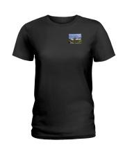 Colorado USA Flag mountain PT Ladies T-Shirt thumbnail