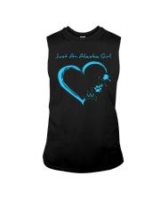 Alaska Blue Heart PT  Sleeveless Tee thumbnail