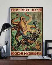 Everything Will Kill You Poster 11x17 Poster lifestyle-poster-2