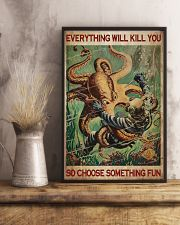 Everything Will Kill You Poster 11x17 Poster lifestyle-poster-3