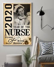 2020 year of the nurse 0038 11x17 Poster lifestyle-poster-1