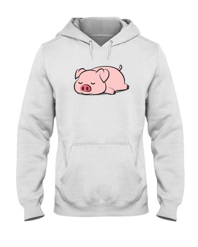 pig lazy  0005