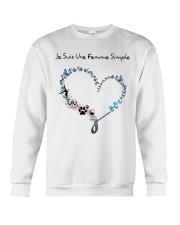Femme Simple - Gymnastique Crewneck Sweatshirt thumbnail