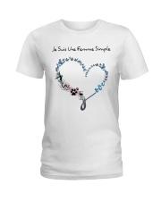 Femme Simple - Gymnastique Ladies T-Shirt thumbnail