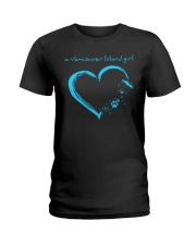 a Vancouver Island girl PT Ladies T-Shirt thumbnail