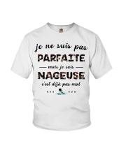 Nageuse - Je ne Suis Pas Parfaite PT Youth T-Shirt thumbnail