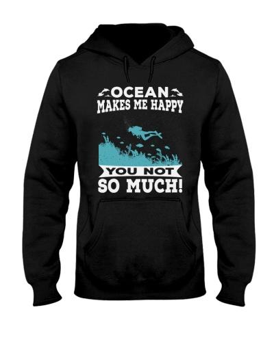 Scuba diving- Ocean make me happy