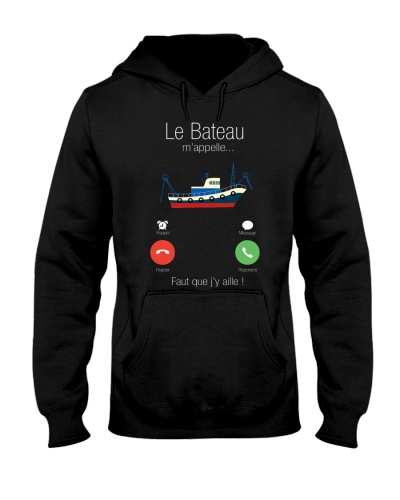 le bateau m'appelle