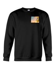 Wyoming USA Flag Crewneck Sweatshirt thumbnail
