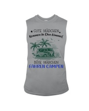 Camping - Gute Madchen Sleeveless Tee thumbnail