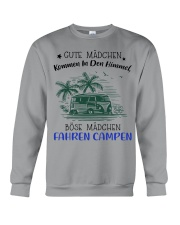 Camping - Gute Madchen Crewneck Sweatshirt tile