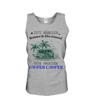 Camping - Gute Madchen Unisex Tank thumbnail