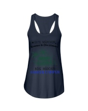Camping - Gute Madchen Ladies Flowy Tank thumbnail