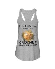 Life Is Better - Crochet Ladies Flowy Tank thumbnail