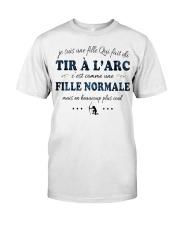 Fille Normale - TIR À L'ARC Classic T-Shirt thumbnail