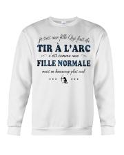 Fille Normale - TIR À L'ARC Crewneck Sweatshirt thumbnail