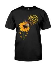 Dog - faith hope love Classic T-Shirt thumbnail