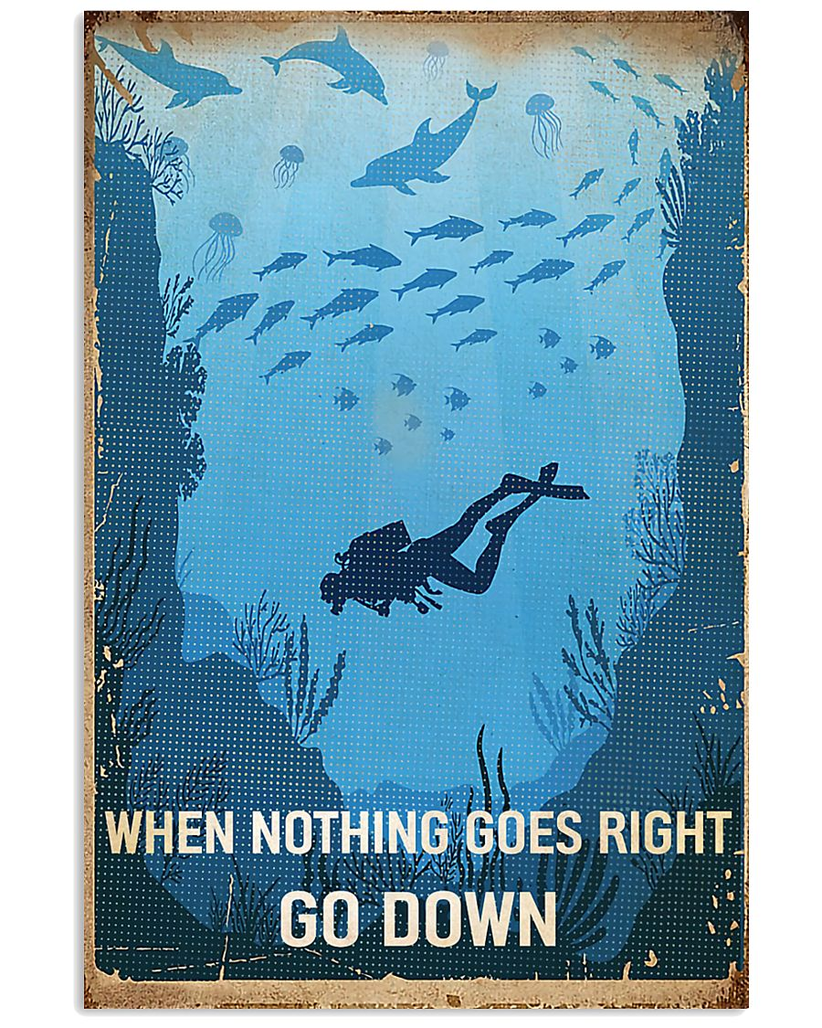 When Nothing Goes Right 9992 0012 11x17 Poster