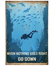 When Nothing Goes Right 9992 0012 11x17 Poster front