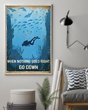 When Nothing Goes Right 9992 0012 11x17 Poster lifestyle-poster-1