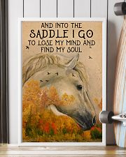 Into the saddle I go to find my soul 0000 11x17 Poster lifestyle-poster-4