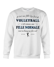 Fille Normale - Volleyball Crewneck Sweatshirt thumbnail
