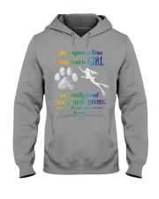 Scuba Diving upon en Hooded Sweatshirt thumbnail