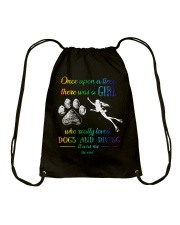 Scuba Diving upon en Drawstring Bag thumbnail