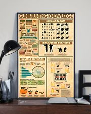 Hunting Knowledge 11x17 Poster lifestyle-poster-2