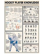 Hockey Knowledge 11x17 Poster front