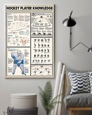 Hockey Knowledge 11x17 Poster lifestyle-poster-1