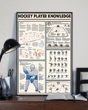 Hockey Knowledge 11x17 Poster lifestyle-poster-2