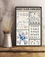 Hockey Knowledge 11x17 Poster lifestyle-poster-3