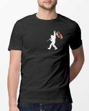 Bigfoot Maryland 2 sides PT 0037  Classic T-Shirt lifestyle-mens-crewneck-front-13